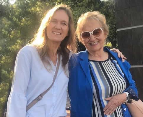 Tania Wachnitz y Gisela Wachnitz