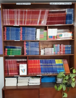 Biblioteca de préstamo de la Fundación Wachnitz, Eldorado.