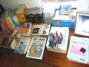 Biblioteca de préstamo de la Representación de Puerto Rico, Misiones